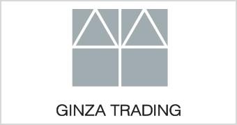 株式会社銀座トレーディングのロゴ